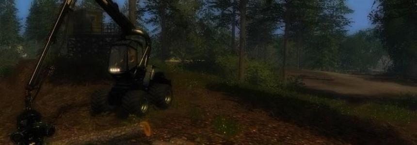 Ponsse 4WD EcoLog Cutter v1.2