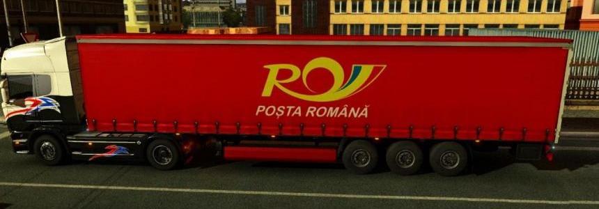 Posta Romana Trailer