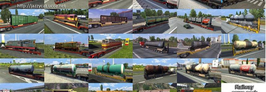 Railway cargo pack by Jazzycat  v1.5.1