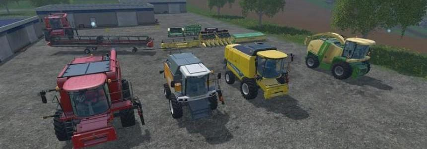 Rental Harvester Pack v1.0