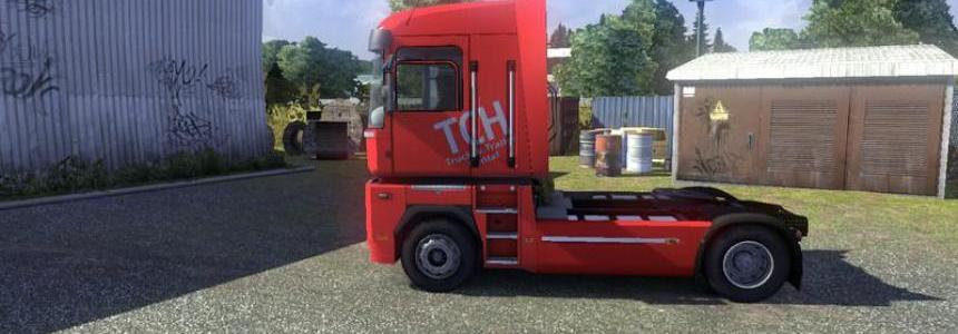 Rental vehicle Truck Center Hauser v1.0
