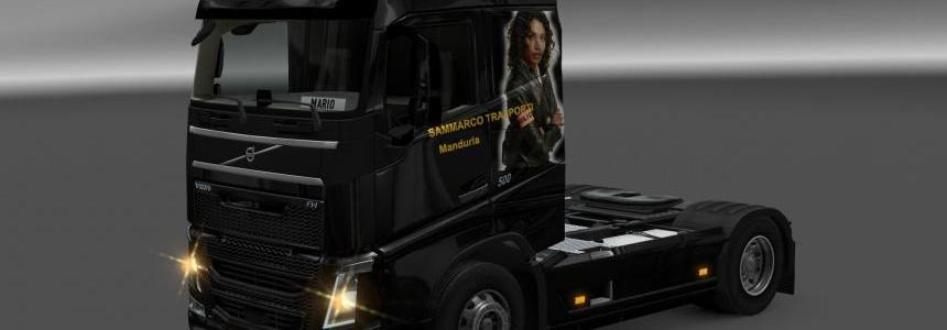 Sammarco Volvo Skin