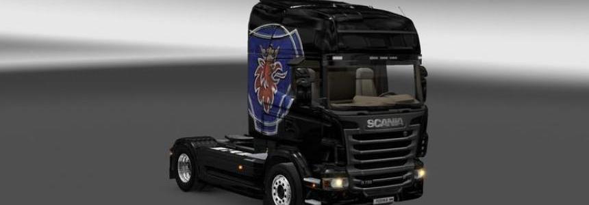 Scania R2009 Skins v1.0