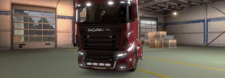 Scania R700 Lux v1.0 Beta