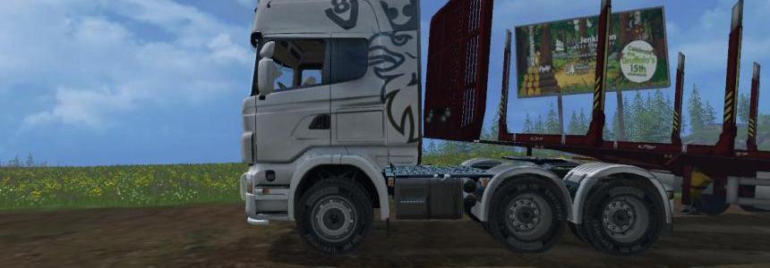 Scania R730 Top Line 2.0