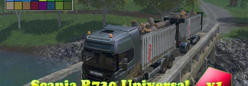 Scania R730 Universal v1.0