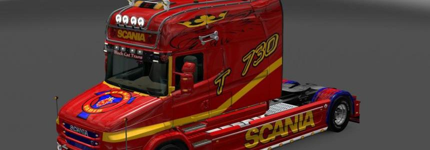 Scania T Longline skin v1.0