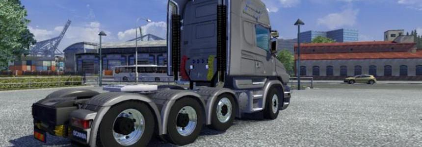 Scania T Longline v1.14xx