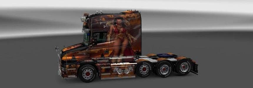Scania t longliner v1.14.2