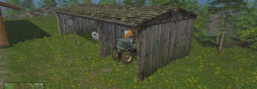 Shelter with tank system v1.15