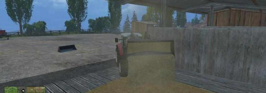 Shovel with Grass and Straw v1.0