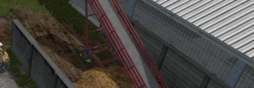 Silo conveyor belt v1.0