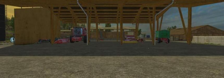 Start new vehicles for people Holm v1.0