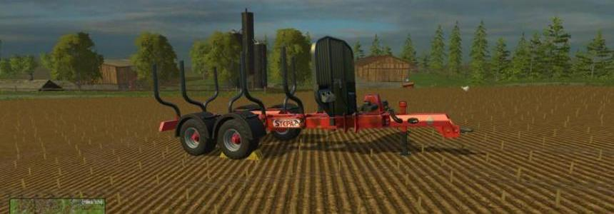STEPA Wood Trailer v1.0