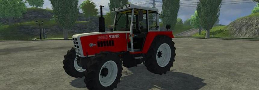 Steyr 8110a Turbo SK2 v1.0