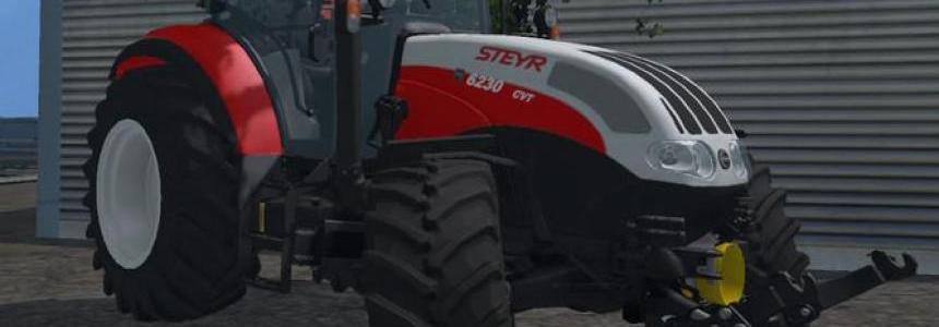 Steyr CVT 6230 ecotech v1.0