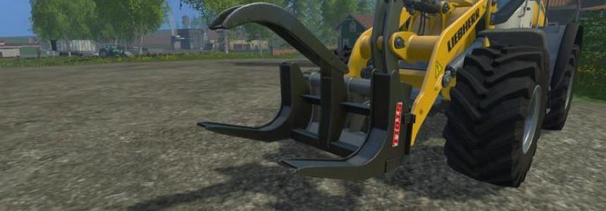 Stoll Poltergabel for wheel loaders v0.5 Beta