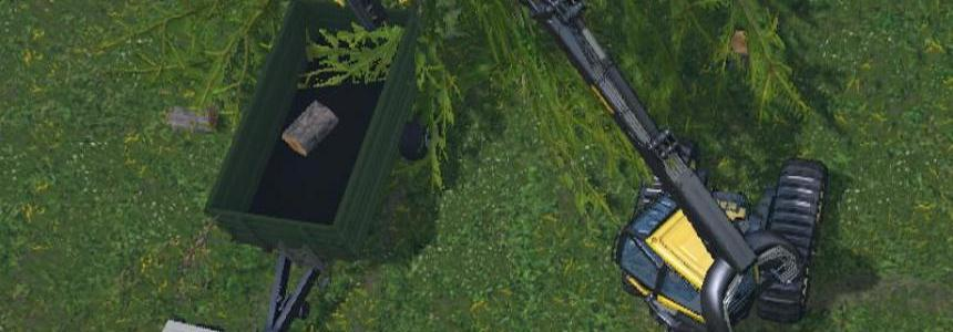 Tandem Tipper for general cargo v1.0