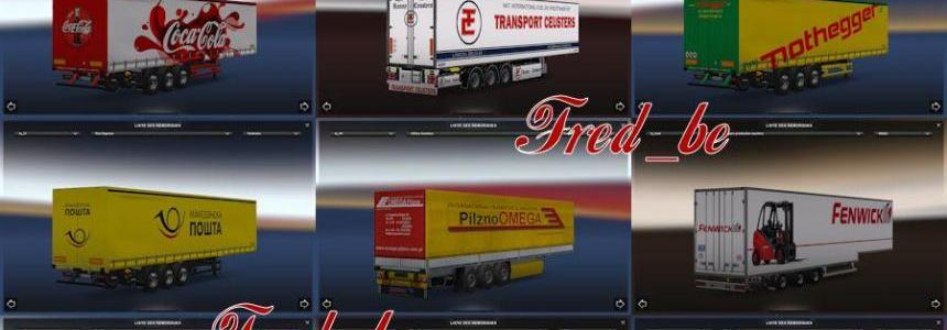 Trailer Pack by Fref_be V1 Version 1.14.x