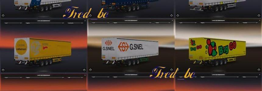 Trailer Pack Profiliner V5 Version 1.14.x