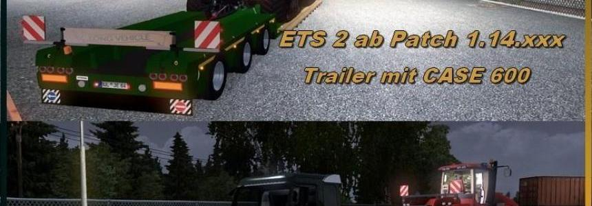 Trailer with CASE 600 v1.0