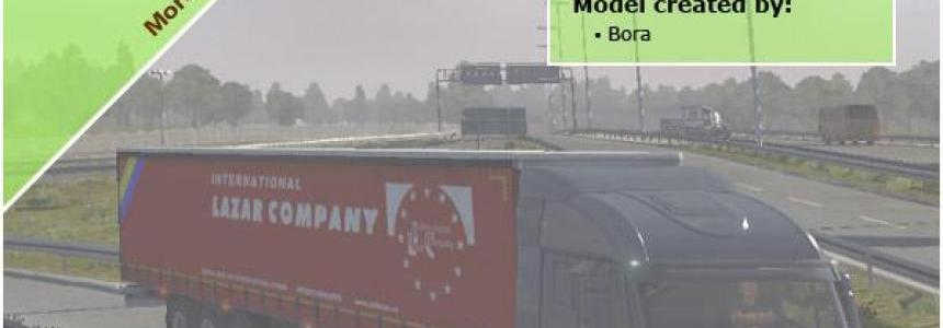 Trailers Pack with Realistic Textures