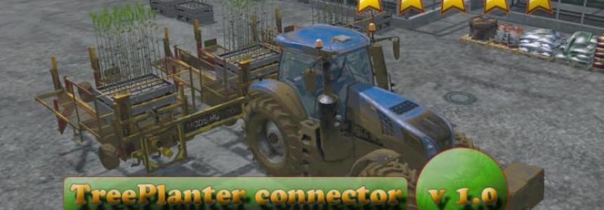 TreePlanter connector v1.0