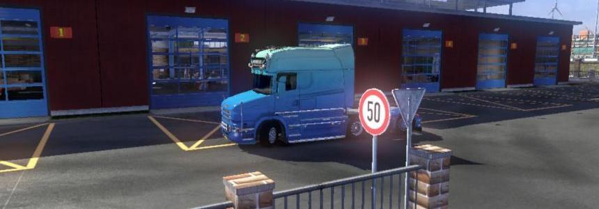 Truckland Garage 1.14.X