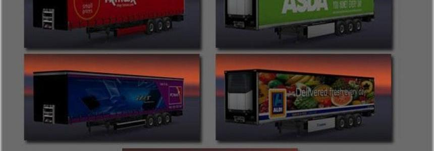 UK Shopping Retailer Trailers V2