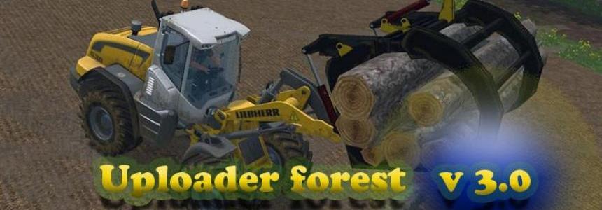 Uploader forest v3.0
