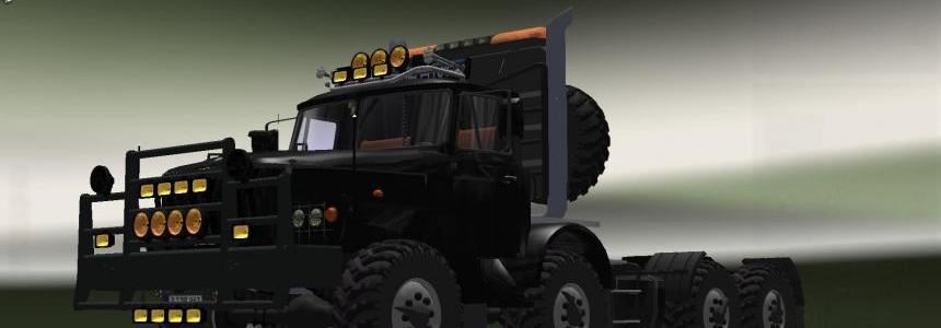 Ural 43202 tuned by MasterMods 1.14
