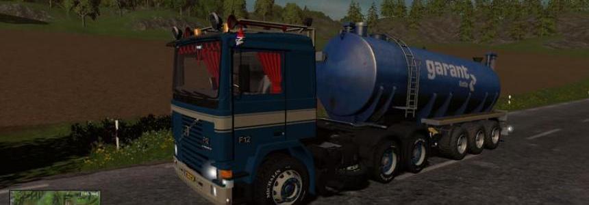 Volvo F12 6x4 v1.0