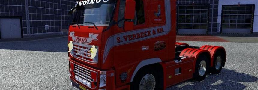 Volvo FH 16 Stijnis Verbeek