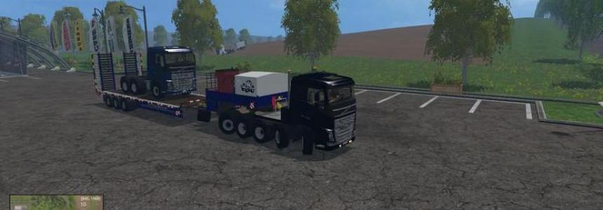 Volvo Heavy Duty 5 achs v1.1