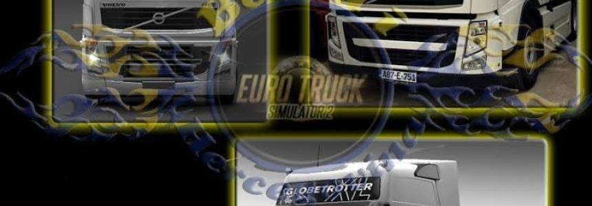 Volvo Mitrasevic Truck Skin