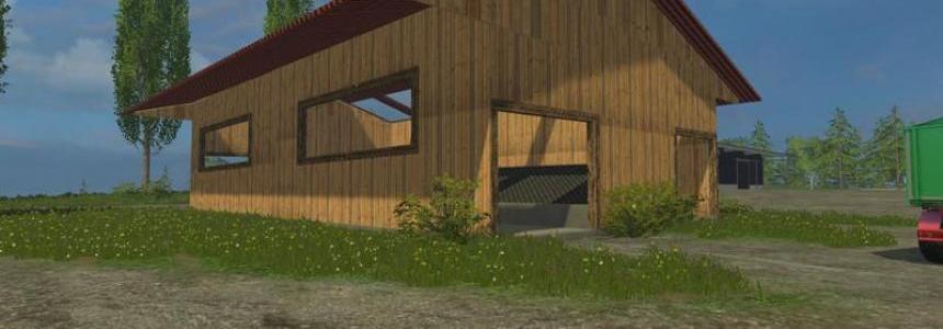 Woodchip bunker v0.1