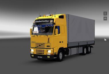 Volvo FH12 Tandem + Interior + Adoons 1.14.x