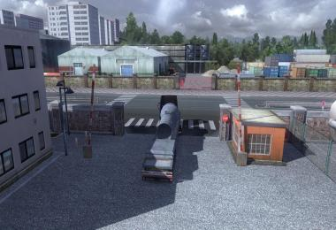 Serpentine Road & House & Long Way Small v1.0