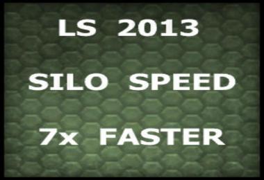 Silo speed v1.1