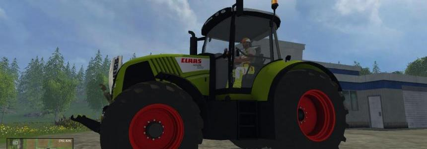 CLAAS Axion 850  V1