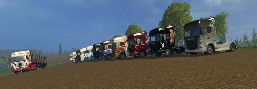 Scania R560 V1.0