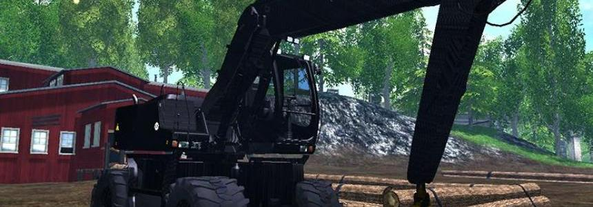 Liebherr 900 (Black Logging Edition v2.0)