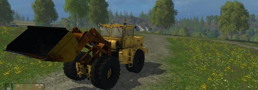 Kirovets K-701 PKU