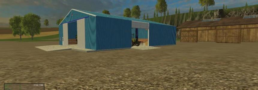 60 x 80 Morton shed /shop