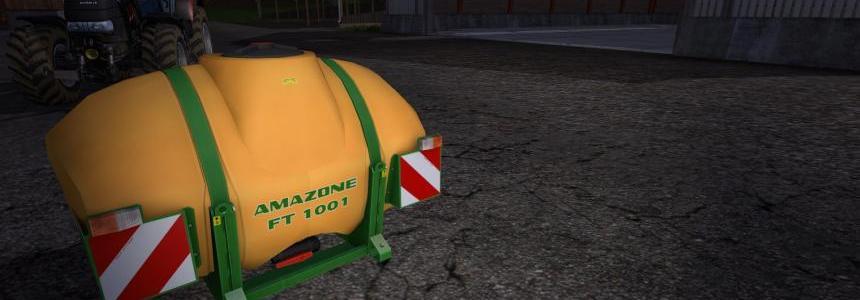 Amazone ft 1001 Nurse Tank Fixed v1.1