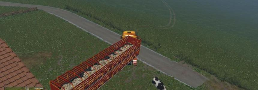 ANIMAL TRAILER SITTING BULL v2.0