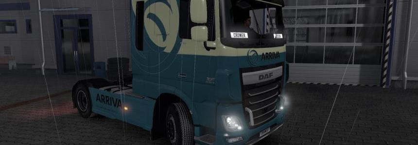 Arriva Skin DAF XF Euro 6 1.15
