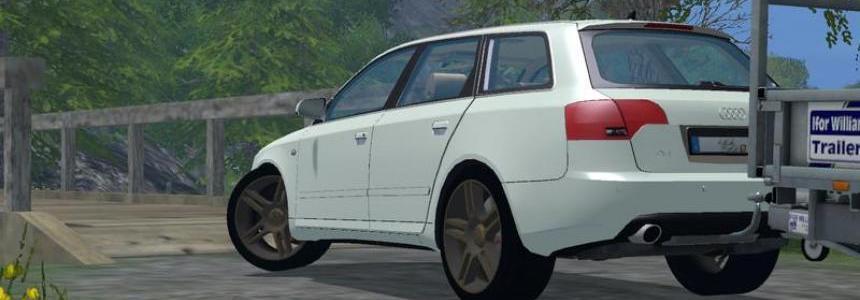 Audi A4 Avant Quattro v1.0