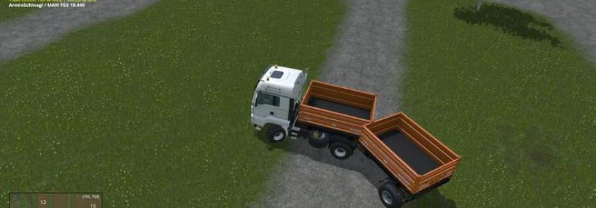 Brantner 3 way tipper AR v1.0