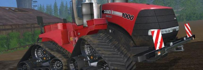 CASE IH Quadtrac 1000 v1.1 The Red Baron